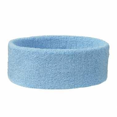 Lichtblauwe hoofdbandjes
