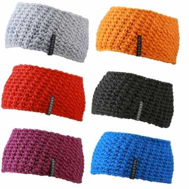 Wintersport hoofdband voor volwassenen